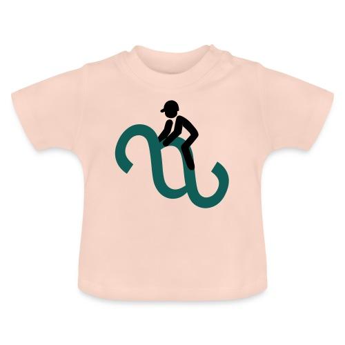 Paragraphenreiter Color - Baby T-Shirt