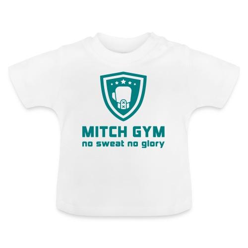 Logo_Mitch_Gym edit - Baby T-shirt