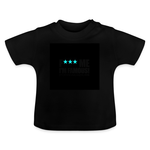 FMIF Badge - T-shirt Bébé