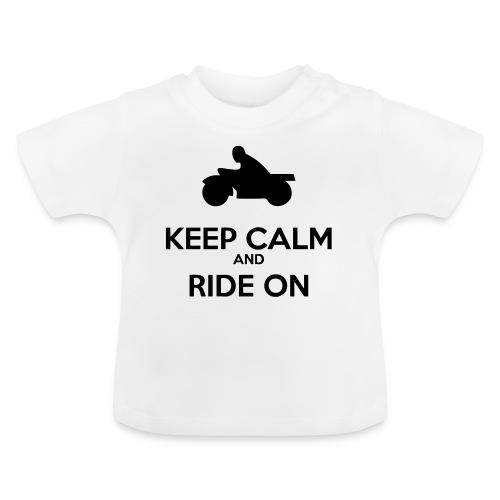 Keep Calm MC - Baby-T-shirt