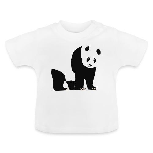 Panda - Vauvan t-paita
