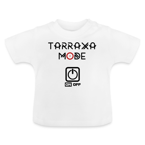 Tar Mode Black png - Baby T-Shirt