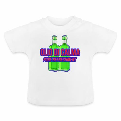 OLIO DI CALMA LINE - Maglietta per neonato