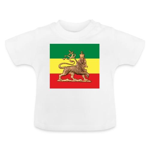 Lion of Judah - Rastafara - Baby T-Shirt