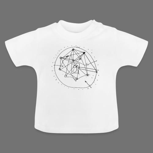 Strategia SEO nr 1 (czarny) - Koszulka niemowlęca
