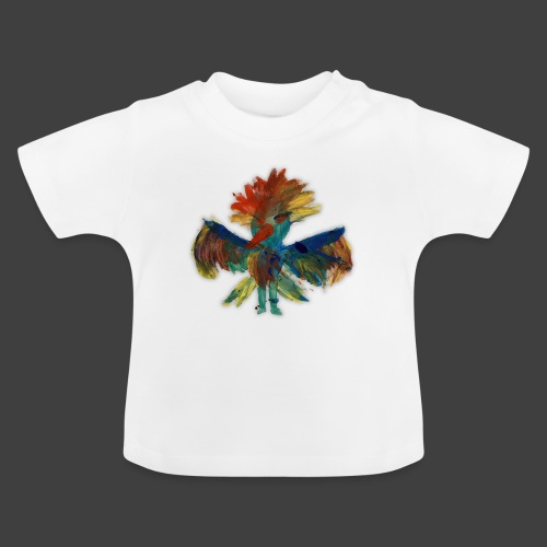 Mayas bird - Baby T-Shirt
