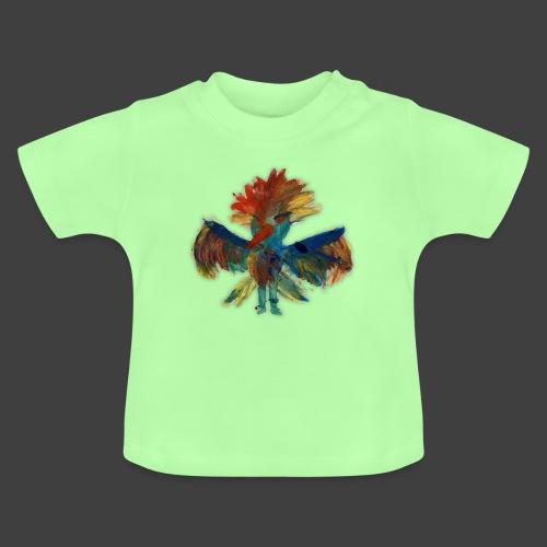 Mayas bird - Baby T-Shirt