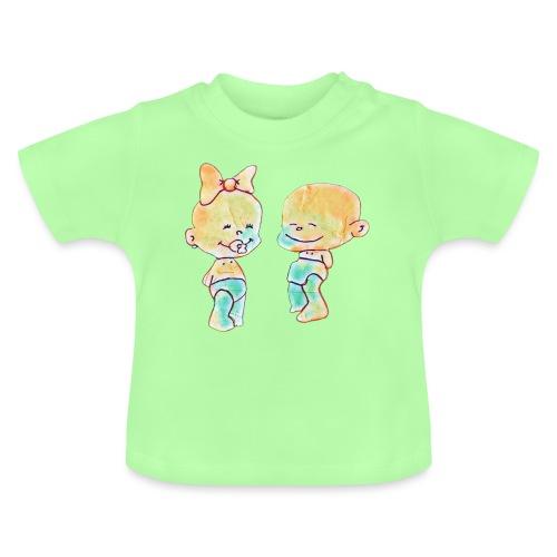 Bambini innamorati - Maglietta per neonato