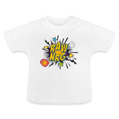 Raw Nrg comic 1 - Baby T-Shirt