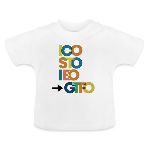 ICO, STO, IEO: -> GTFO - Baby T-Shirt