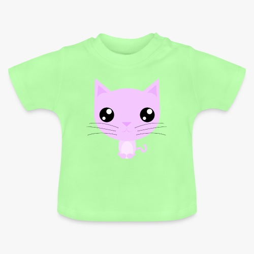 Kitty Pink - Baby T-shirt