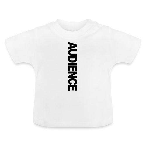 audienceiphonevertical - Baby T-Shirt
