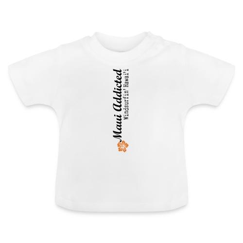 MAddLogoVert ai - Baby T-Shirt