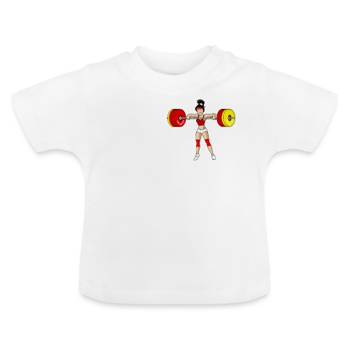 The Barbell Girl - Baby T-Shirt