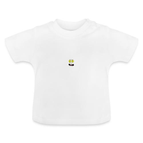 lustiges Gesicht Faschingskostüm - Baby T-Shirt