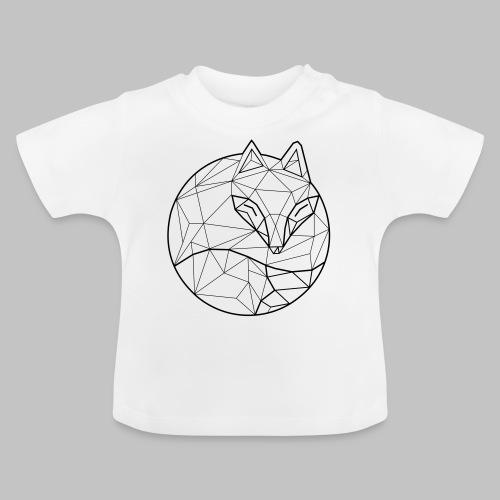 Fox Graph - Baby T-Shirt
