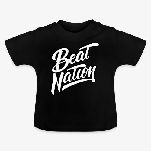 Logo Officiel Beat Nation Blanc - Baby T-Shirt