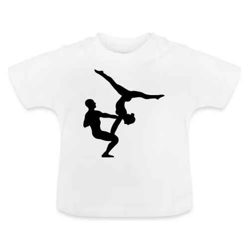 AcroYoga Counterbalance - Baby T-Shirt