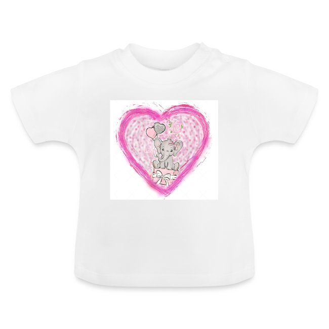 Your-Child pink heart