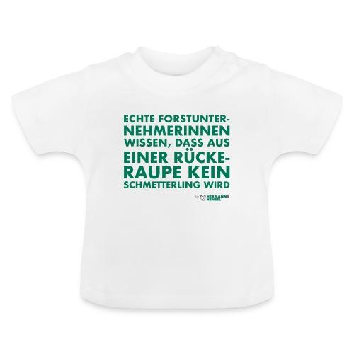 Forstunternehmerinnen | Schmetterling - Baby T-Shirt