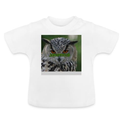 JohannesB lue - Baby-T-skjorte