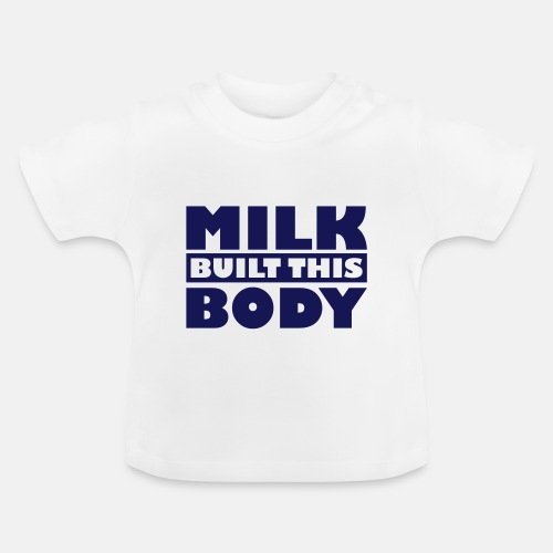 Milk built this body