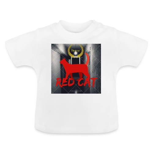 Red Cat (Deluxe) - Baby T-Shirt
