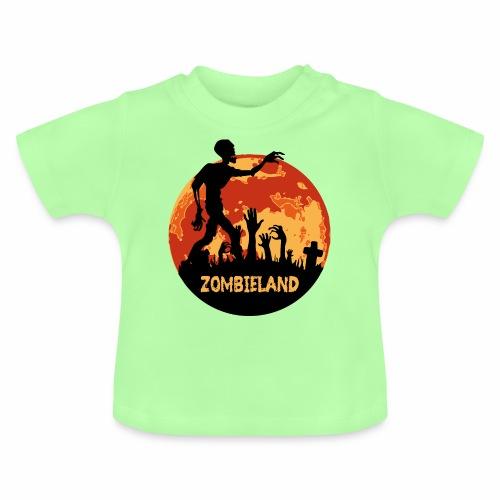 Zombieland Halloween Design - Baby T-Shirt