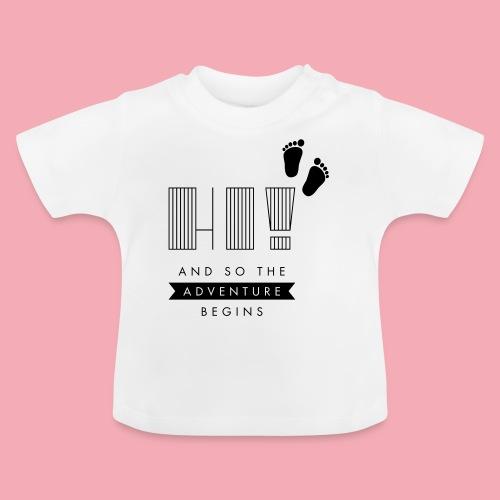 Adventure Baby - Baby T-Shirt