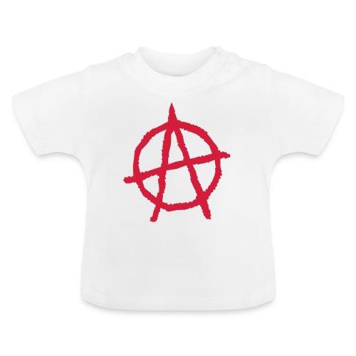 Anarchy Symbol - Baby T-Shirt