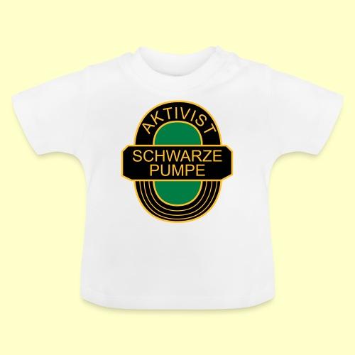 BSG Aktivist Schwarze Pumpe - Baby T-Shirt