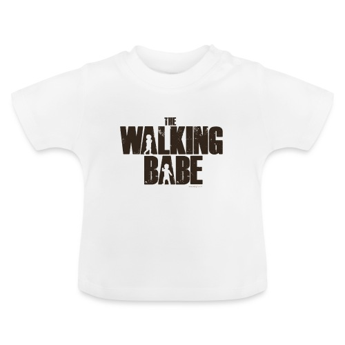 The Walking Babe - T-shirt Bébé