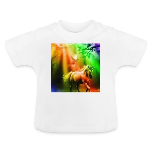 SASSY UNICORN - Baby T-Shirt