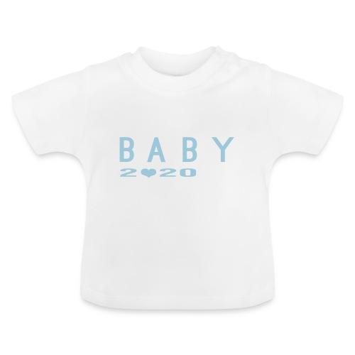 Baby heart 2020 - Baby T-shirt