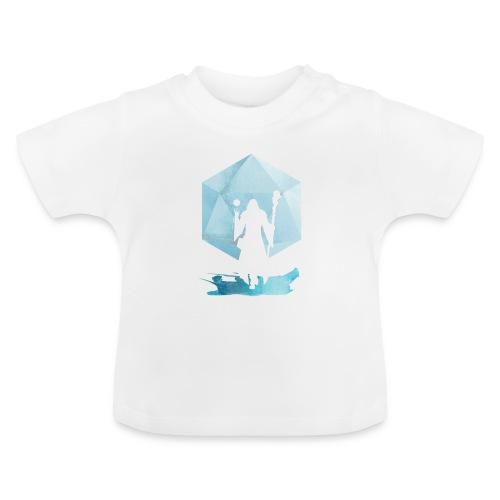 Legendaarinen Mage - Dungeons and Dragons d20 - Vauvan t-paita