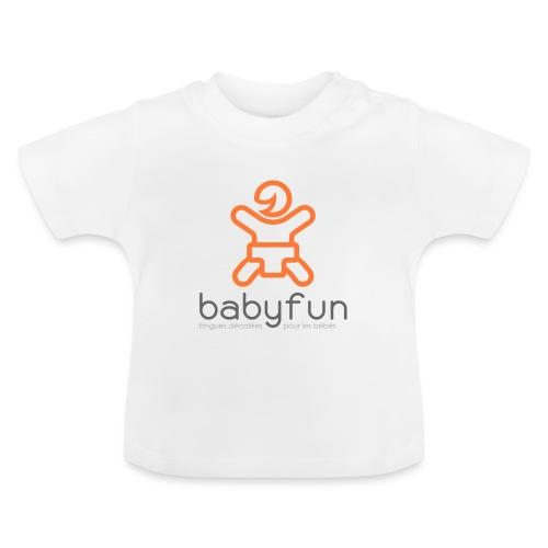 Babyfun - fringues décalées pour les bébés - T-shirt Bébé