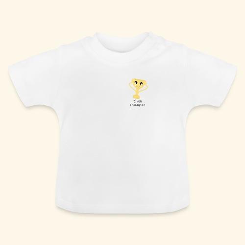 trophée - T-shirt Bébé