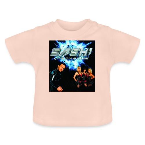 SASH! Live - Baby T-Shirt