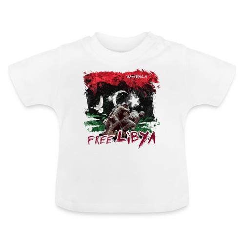 Free Libya - Baby T-Shirt