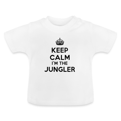 Keep calm I'm the Jungler - T-shirt Bébé