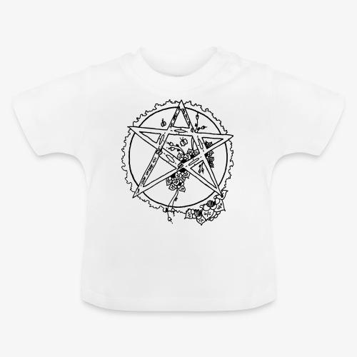 Flowergram - Baby T-Shirt