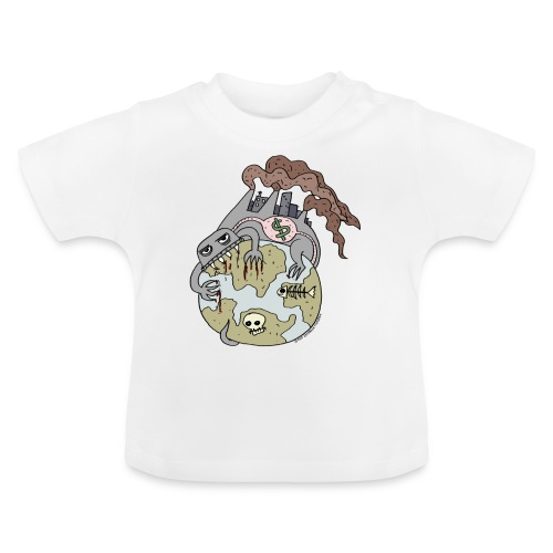 Consuming Ourselves to Death - Baby T-Shirt