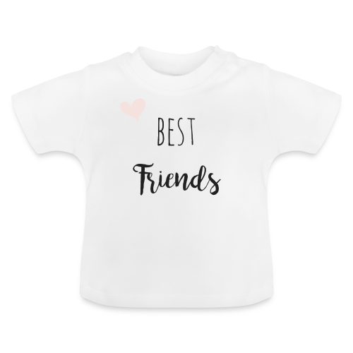 Best friends Forever - Partnerlook - Baby T-Shirt