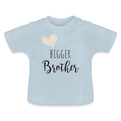 bigger brother - Baby T-Shirt