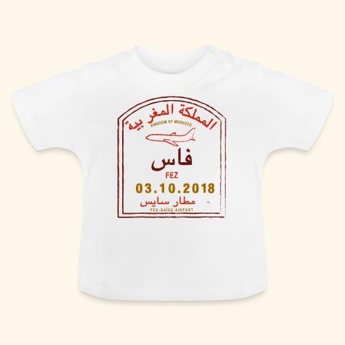 aéroport fes saiss - T-shirt Bébé