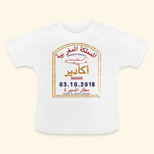 Agadir - T-shirt Bébé