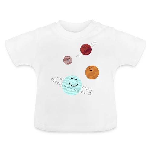 planeten - Baby T-shirt