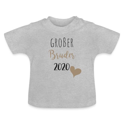 Großer Bruder 2020 - Baby T-Shirt
