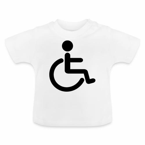 Pyörätuolipotilas - tuoteperhe - Vauvan t-paita
