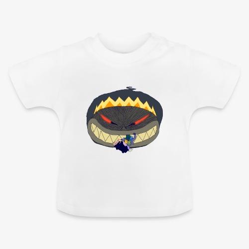 chicxulub et dinos - T-shirt Bébé